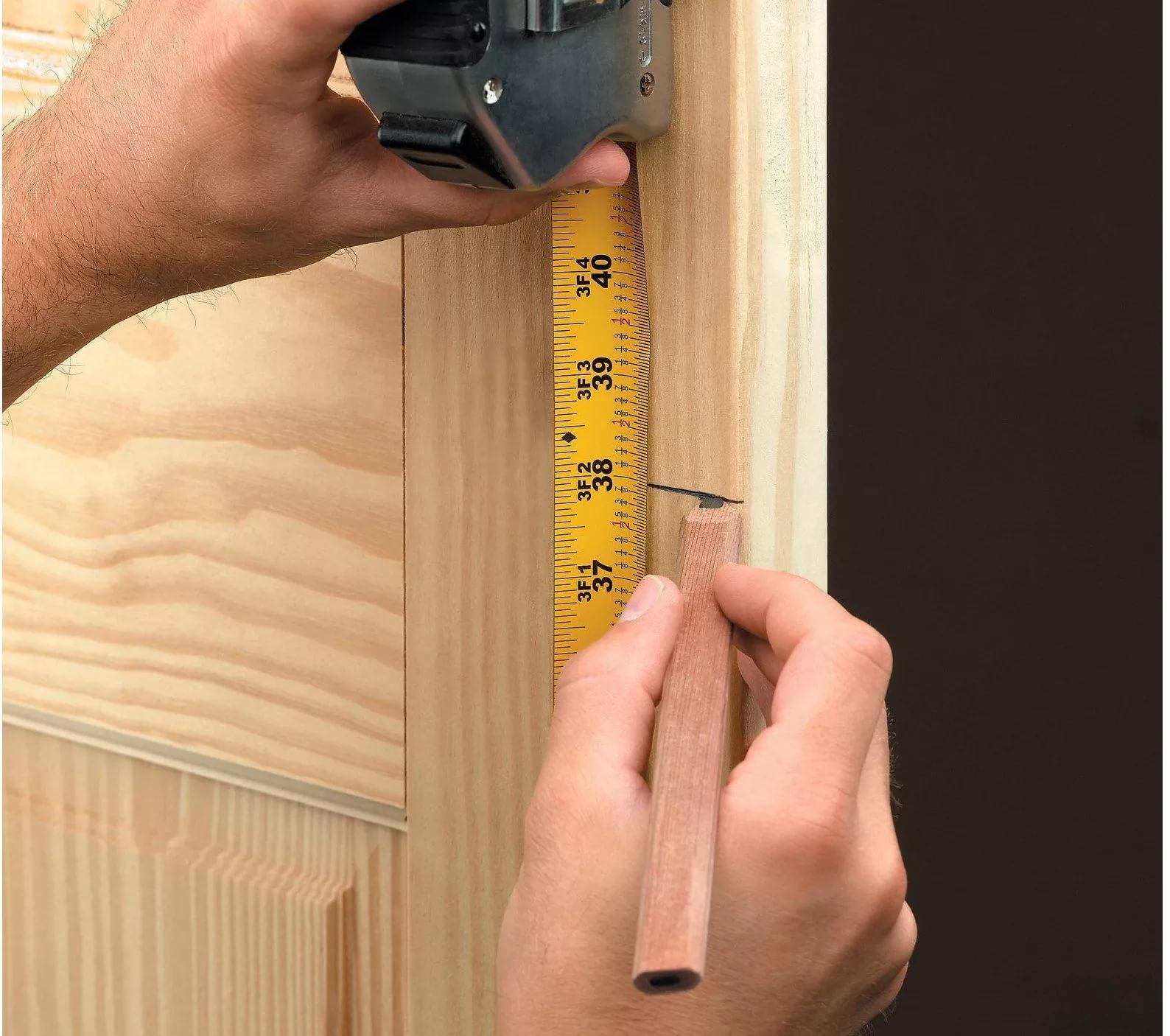Как сделать межкомнатную дверь своими руками фото